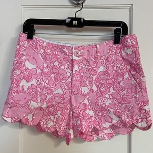 Lilly Pulitzer buttercup short